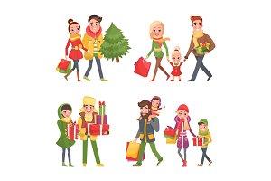 Christmas Shopping, Holiday