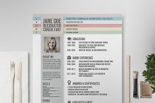 Creative Resume Vol.2