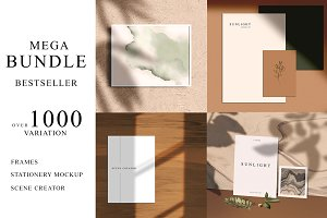 Scene Creator - Mockup Kit Bundle