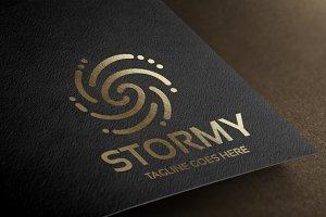 Stormy Logo