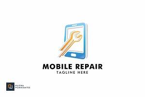 Mobile Repair - Logo Template