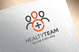 Healty Team Logo