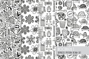 Doodles I pattern set