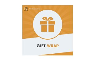 Gift Wrap Magento 2 Extension
