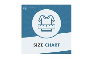Magento 2 Size Chart Extension