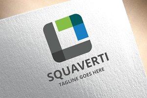 Squaverti Logo