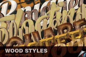 Magik Wood Styles