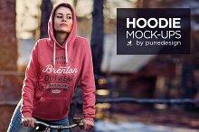 Hoodie Mock-Up Vol.2
