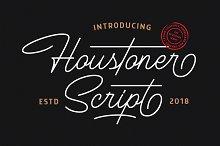 Houstoner Script + EXTRAS! (40%OFF)