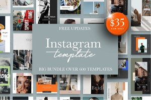 Instagram Bundle 25in1 + Free Update