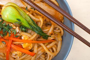 hand pulled ramen noodles and vegetables 008.jpg