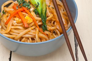 hand pulled ramen noodles and vegetables 014.jpg