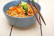 hand pulled ramen noodles and vegetables 013.jpg