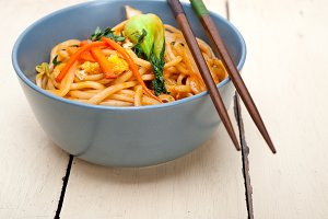 hand pulled ramen noodles and vegetables 013.jpg