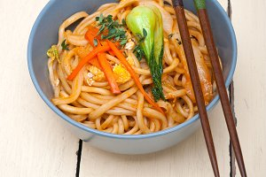 hand pulled ramen noodles and vegetables 015.jpg