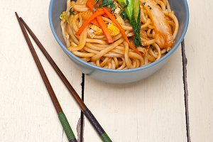 hand pulled ramen noodles and vegetables 016.jpg