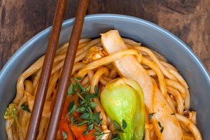 hand pulled ramen noodles and vegetables 019.jpg