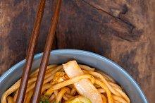 hand pulled ramen noodles and vegetables 020.jpg