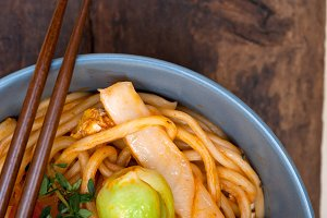hand pulled ramen noodles and vegetables 022.jpg