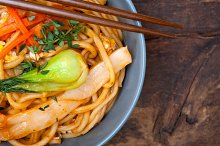 hand pulled ramen noodles and vegetables 024.jpg