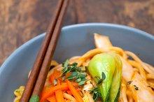 hand pulled ramen noodles and vegetables 028.jpg