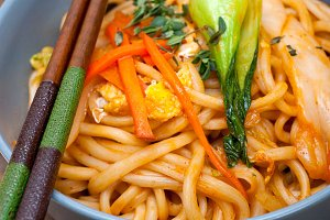 hand pulled ramen noodles and vegetables 028.jpg