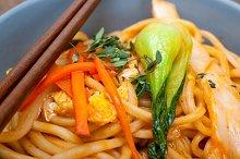 hand pulled ramen noodles and vegetables 033.jpg