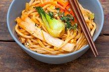 hand pulled ramen noodles and vegetables 034.jpg