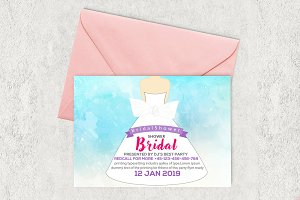 Save Date Psd Card Templates