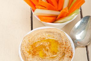 hummus dip and fresh vegetables 002.jpg