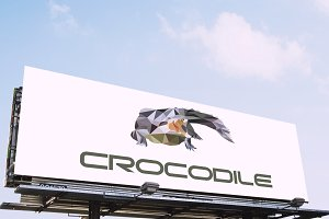 Crocodile LOGO Design