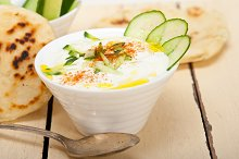 Khyar Bi Laban Arab cucumber goat yogurt salad 029.jpg