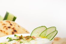Khyar Bi Laban Arab cucumber goat yogurt salad 034.jpg