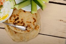Maast o Khiar Arab cucumber goat yogurt salad 025.jpg