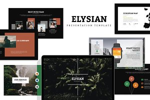 Elysian : Nature Google Slides