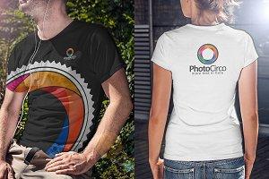 Photo Circo- Circle Logo Template