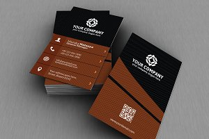 Modern Corporate Business Card Vol 9