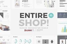 Entire Shop Powerpoint + Keynote