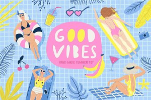 Good Vibes Summer Set