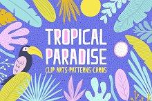Tropical Paradise Set