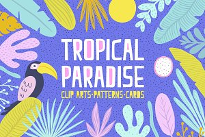 Tropical Paradise Set