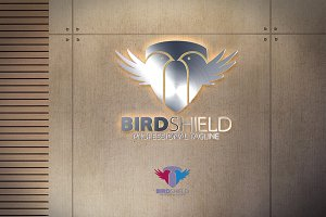 Bird Shield Logo