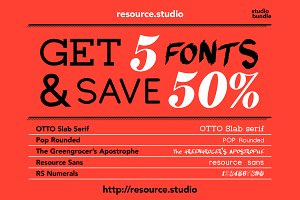 resource.studio bundle