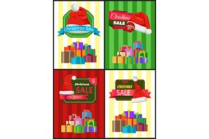 Big Set Christmas Sale Advertisement