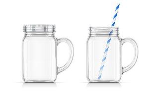 Jar for detox water