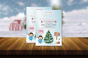 Christmas Flyer V-01