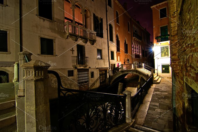 Venice by night 004.jpg - Holidays