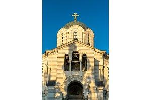 St. Vladimir Cathedral in Sevastopol
