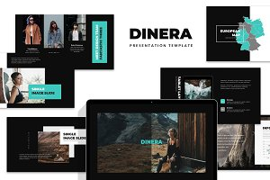 Dinera : Nature Google Slides