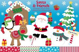 Santa's Christmas Workshop